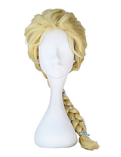 Cosplay Wig Snow Princess/Queen Fairytale Elsa Deluxe Cosplay Wig