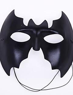 billige Masker-Karneval Maske Herre / Dame Halloween Festival / høytid Halloween-kostymer Ensfarget