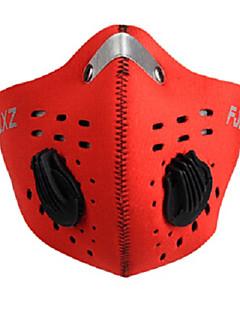 tanie Odzież turystyczna-Rower/Kolarstwo Maska Dla obu płci Kolarstwo / Rower Quick Dry Wiatroodporna Pyłoszczelne Zima Wiosna Lato Jesień Mesh