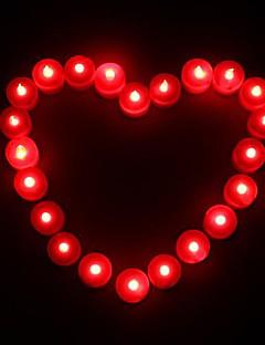 baratos Luzes de presente-1pç Luz da vela Bateria Decorativa