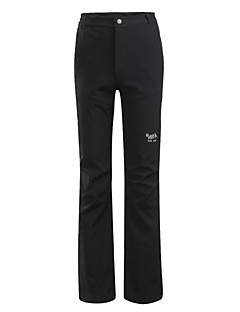 cheap Hiking Trousers & Shorts-Women's Outdoor Waterproof, Rain-Proof, Thermal / Warm Winter Polyester, Fleece Pants / Trousers Skiing / Camping / Hiking / Snowsports