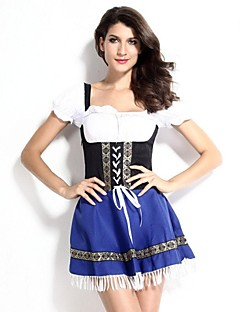 Cosplay Costumes / Party Costume Serving Wench Women's Carnival Costume Halloween/Christmas/New Year