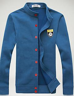 MEN Tシャツ ( オーガニックコットン ) カジュアル スクエア - 半袖