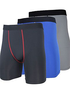 Arsuxeo Men's Cycling Under Shorts Running Shorts Running Tight Shorts Quick Dry Anatomic Design Wearable Antistatic Breathable