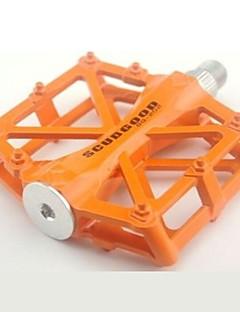 Sykkel Pedaler Sykling Blå Grønn Oransje Aluminiumslegering