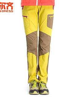 Damen Wasserdicht warm halten Windundurchlässig Isoliert Regendicht tragbar Atmungsaktiv Tasche auf der Rückseite Hosen/Regenhose Unten