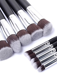 cheap -10pcs Makeup Brushes Professional Makeup Brush Set / Blush Brush / Eyeshadow Brush Synthetic Hair / Artificial Fibre Brush Portable /