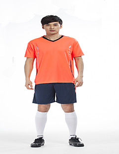 Pánské Fotbal Tričko + šortky Sady oblečení Rychleschnoucí Prodyšné Lehké materiály Jaro Léto Zima Podzim Klasický Terylen Fotbal Běh
