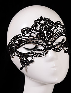 お買い得  フラワーガール-レース フラワー - 帽子 マスク 1個 結婚式 パーティー かぶと