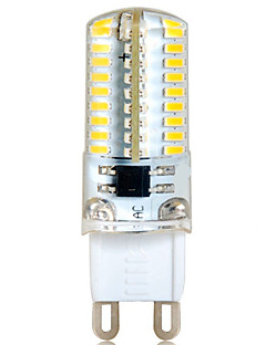 cheap In Stock-YWXLIGHT® 1pc 6 W 500-550 lm G9 LED Bi-pin Lights T 72 LED Beads SMD 3014 Decorative Warm White / Cold White 220-240 V / 1 pc / RoHS