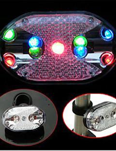 billiga Cykling-Cykellyktor Lyktor & Tältlampor säkerhetslampor Baklykta till cykel LED - Cykelsport Stöttålig Enkel att bära LED ljus AAA 400 Lumen