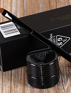 3GS® Waterproof Liquid Eyeliner  Fast Dry Black Eyes 1Pc