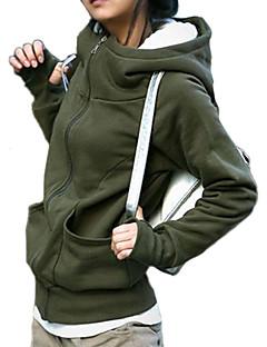Women's Thick Hoodie Coat