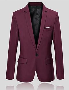 billige Herremote og klær-Tynn Blazer - Ensfarget Herre