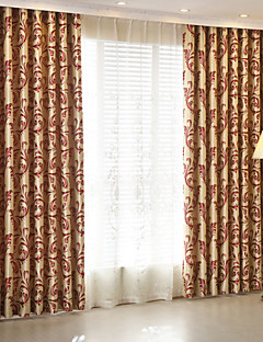 Blackout Curtains Ds Kids Room Polyester Jacquard