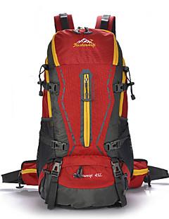 cheap Backpacks & Bags-45 L Backpack Camping / Hiking Waterproof Rain-Proof Multifunctional Compact Oxford