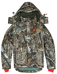 Herrn Damen Tarnmuster-Jagdjacke warm halten Oberteile für Camping & Wandern Jagd Angeln Camouflage S M L XL