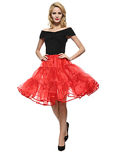 cheap Designers Collections-Women's Street chic A Line Skirts - Solid Colored