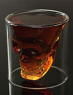 Χαμηλού Κόστους Ποτήρια Κρασιού-Γυάλινα Γυαλί, Κρασί Αξεσουάρ Υψηλή ποιότητα ΔημιουργικόςforBarware cm 0.062 κιλό 1pc