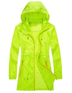 tanie Odzież turystyczna-Damskie Dla obu płci Bunda na turistiku Na wolnym powietrzu Zima Wodoodporny Quick Dry Anti-promieniowanie Oddychający Topy Camping &