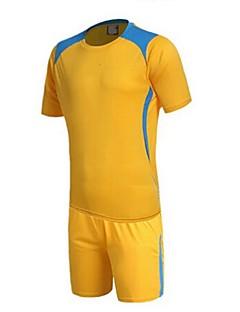 Pánské Fotbal Sady oblečení Rychleschnoucí Prodyšné Jaro Léto Zima Podzim Terylen Fitness Volnočasové sporty Fotbal Běh