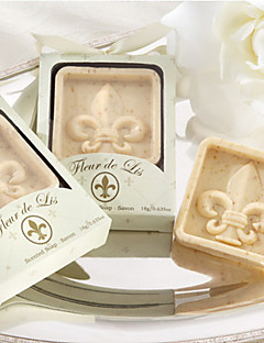 Χαμηλού Κόστους Μπομπονιέρες Σαπούνι-Μπάνιο & Σαπούνια Γάμου Πάρτι Αρραβώνων Πάρτι πριν το Γάμο Baby Shower Παραλία Θέμα Θέμα Κήπος Άνθινο Θέμα Θέμα Πεταλούδα100% Όλο φυσικά