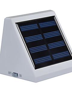 billige Solcelle & LED-Belysning-4-pin Soldrevne LED-lamper Innfelt retropassform 3 SMD 3528 30~50 lm Kjølig hvit Sensor Vanntett <5V V 1 stk.