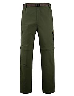 tanie Turystyczne spodnie i szorty-Dla obu płci Turistické kalhoty Oddychający Doły na Bieganie L XL XXL XXXL XXXXL