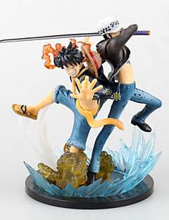 Anime Action Figures Inspired by One Piece Monkey D. Luffy 16 cm CM Model Toys Doll Toy
