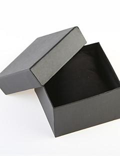 腕時計用ギフトボックス 紙 #(0.034) #(9.0 x 8.0 x 5.5) 腕時計用アクセサリー