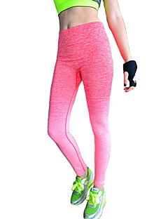 cheap -Women's Solid Color Legging - Solid Color High