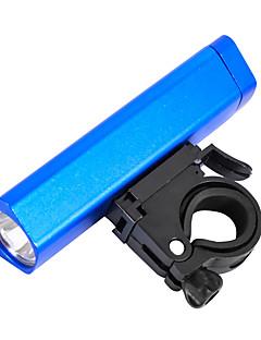 billiga Cykling-Pannlampor Cykellyktor LED LED Cykelsport Vattentät Trådlös Kompakt storlek LED ljus AAA 300~380 lm Lumen Batteri Vit Vardagsanvändning