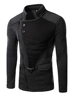 Men's Black/Red/Gray Jacket
