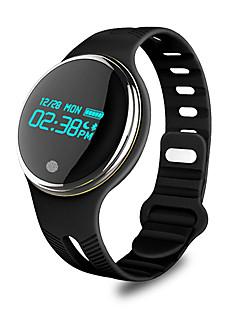 billige Armbåndsure-Herre Smartur Kinesisk Kalender / Vandafvisende / Kreativ Silikone Bånd Vedhæng Mangefarvet / Skridttællere / Speedometer / Træningsmålere / tachymeter