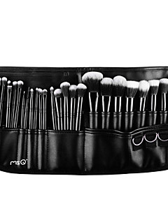 cheap Makeup Brushes-29 Makeup Brush Set Synthetic Hair Professional Synthetic Full Coverage Wood Eye Face Lipstick Eyebrow Eyeliner Mascara EyeShadow Blush