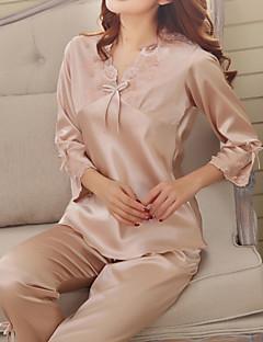 Pánské Dámské Bavlna Pyžama