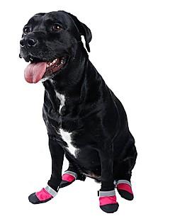 billiga Hundkläder-Katter / Hundar Skor och stövlar Cosplay / Semester / Mode / Ledigt/vardag / Sport / Vattentät / Håller värmen / JulVinter / Sommar /