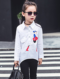 Girl Daily Solid Shirt