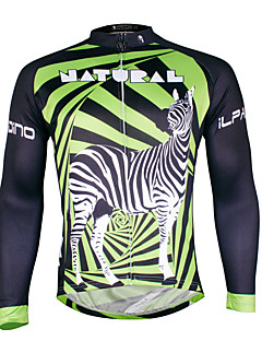 Ilpaladin Sport Men Long Sleeve Cycling Jerseys  CX727