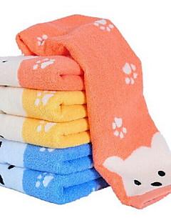 6pcs alta qualidade rosto toalha de algodão bathtowel toalha de ponta do dedo