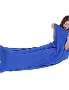 寝袋ライナー 屋内用 シングル 幅150 x 長さ200cm 10 ダウンX100 キャンピング 旅行 屋内 通気性 防水 携帯用 防風 防雨 折り畳み式 圧縮袋