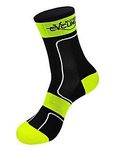 NUCKILY® Fietsen/Wielrennen Sokken/Fietssokken Ademend / Houd Warm / Draagbaar Spandex / Nylon / LYCRA®Kamperen&Wandelen / Recreatiesport