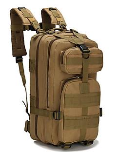 billiga Ryggsäckar och väskor-24 L Ryggsäckar / Cykling Ryggsäck / Ryggsäck - Vattentät, Andningsfunktion, Stötsäker Camping, Klättring, Fritid Sport oxford Svart, Armégrön, Khaki grön