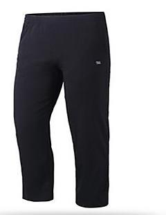 billige Løbetøj-Herre / Dame / Unisex Løbebukser - Sort Sport Bukser Yoga, Taekwondo, Træning & Fitness Uden ærmer Høj Åndbarhed, Åndbart, Strækbart