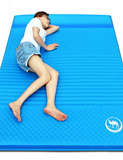 Inflated Mat Camping Pad Sleeping Pad Moistureproof/Moisture Permeability Dust Proof Breathability Static-free Compression Camping Outdoor