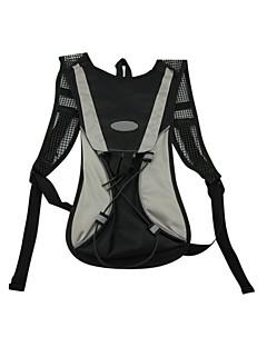 4 L Vízálló hátizsák Hidratáló táska és ivótasak Kerékpár Hátizsák Vízálló Beépített vizestasak mert Kerékpározás/Kerékpár Utazás