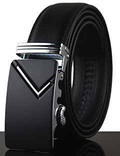 cheap Men's Belt-Men's Party / Work Waist Belt Modern Style