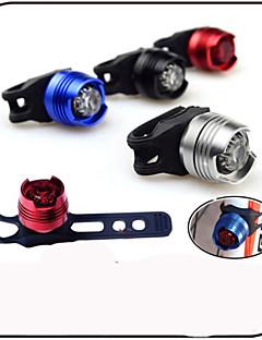 billiga Cykling-säkerhetslampor Baklykta till cykel LED - Cykelsport Vattentät Varning CR2032 80 Lumen Batteri Cykling - XIE SHENG®