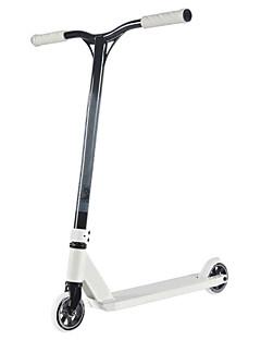 billiga Skotrar-Stuntsparkcykel / Professionell skoter / Freestyle-skoter T4 / T6-värmebehandling Professionell Vit / Svart Japanska 4130 Chromoly, Aluminium
