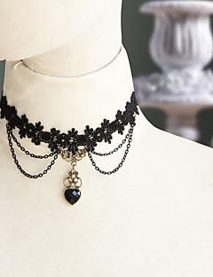 Šperky Gothic Lolita Sweet Lolita Klasická a tradiční lolita Punk Lolita Wa Lolita Sailor Lolita Náhrdelník Retro Sexy Elegantní Viktoria